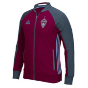 adidas Men's Colorado Rapids Anthem Track Jacket