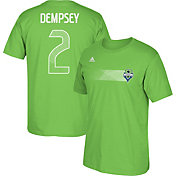 adidas Men's Seattle Sounders Clint Dempsey #2 Player T-Shirt