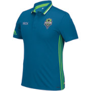 adidas Men's Seattle Sounders Authentic Polo