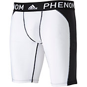 adidas Men's Phenom Embossed Sliding Shorts
