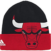 adidas Men's Chicago Bulls Cuffed Knit Hat