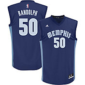 adidas Men's Memphis Grizzlies Zach Randolph#50 Road Navy Replica Jersey