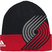 adidas Men's Portland Trail Blazers Cuffed Knit Hat