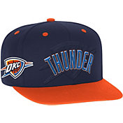 adidas Men's Oklahoma City Thunder 2016 NBA Draft Adjustable Snapback Hat