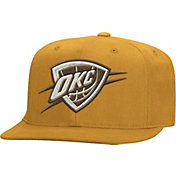 adidas Men's Oklahoma City Thunder Golden Adjustable Snapback Hat