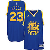 adidas Men's Golden State Warriors Draymond Green #23 Road Royal Swingman Jersey