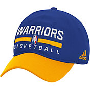 adidas Men's Golden State Warriors Practice Performance Adjustable Hat