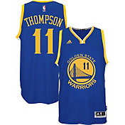 adidas Men's Golden State Warriors Klay Thompson #11 Road Royal Swingman Jersey