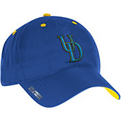 adidas Men's Delaware Fightin' Blue Hens Blue Sideline Coaches Adjustable Slouch Hat