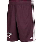 adidas Men's Mississippi State Bulldogs Maroon Arch Shorts