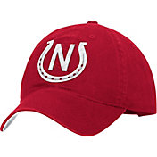 adidas Men's Nebraska Cornhuskers Scarlet Local Adjustable Slouch Hat