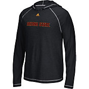 adidas Men's Arizona State Sun Devils 'Mark My Words' Hooded Black Long Sleeve Shirt