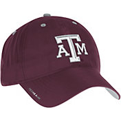 adidas Men's Texas AM Aggies Maroon Sideline Coaches Adjustable Slouch Hat