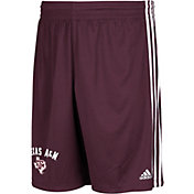 adidas Men's Texas AM Aggies Maroon Arch Shorts