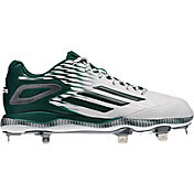adidas Men's PowerAlley 3 Metal Baseball Cleats