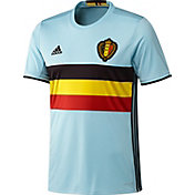 adidas Men's Euro 2016 Belgium Replica Away Jersey