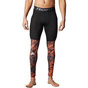 adidas Men's techfit Fire Compression Tights