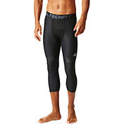 adidas Men's techfit Chill Three Quarter Length Tights