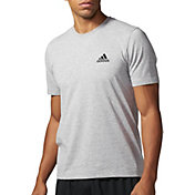 adidas Men's Essentials Droptail 3-Stripes T-Shirt