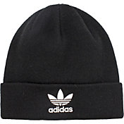 adidas men's Originals Trefoil Knit Beanie