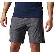 adidas Men's Vertical Heathered Shorts