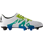 adidas Men's X 15.1 FG/AG Leather Soccer Cleats