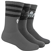 adidas Men's Originals Crew Socks 3 Pack