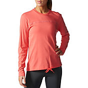 adidas Women's adiGirl Drawcord 03 Long Sleeve Shirt