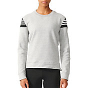 adidas Women's Crewneck Long Sleeve Shirt