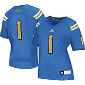 adidas Women's UCLA Bruins #1 True Blue Replica Football Jersey