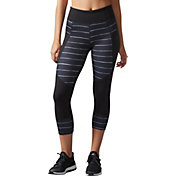 adidas Women's Performer High-Rise Graphic Three Quarter Tights