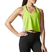 adidas Women's Spring Break Cropped Tank Top