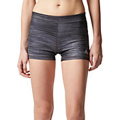 adidas Women's techfit Speed Heather Print Shorts