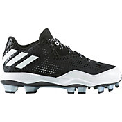 adidas Women's PowerAlley 4 TPU Softball Cleats