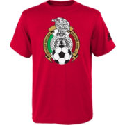 adidas Youth Mexico Crest T-Shirt