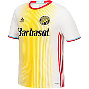 adidas Youth Columbus Crew 2016 Replica Away Jersey