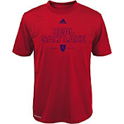adidas Youth Real Salt Lake Authentic Performance T-Shirt