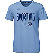 adidas Youth Girls' Sporting KC climalite T-Shirt