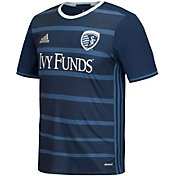 adidas Youth Sporting KC 2016 Replica Away Jersey