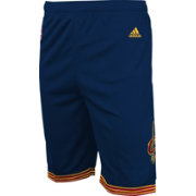 adidas Youth Cleveland Cavaliers Alternate Navy Replica Shorts