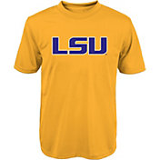 Gen2 Youth LSU Tigers Gold Performance T-Shirt