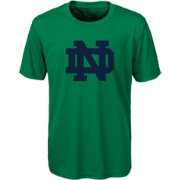 Gen2 Youth Notre Dame Fighting Irish Green Performance T-Shirt