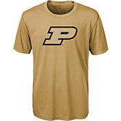 Gen2 Youth Purdue Boilermakers Old Gold Performance T-Shirt