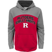 Gen2 Youth Rutgers Scarlet Knights Scarlet/Grey Arc Hoodie