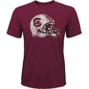 Gen2 Youth South Carolina Gamecocks Garnet Helmet T-Shirt