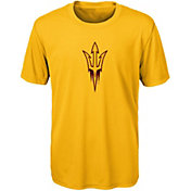 Gen2 Youth Arizona State Sun Devils Gold Performance T-Shirt