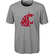 Gen2 Youth Washington State Cougars Grey Performance T-Shirt