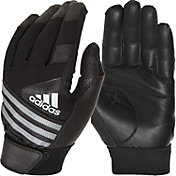 adidas Youth Triple Stripe Batting Gloves 2016