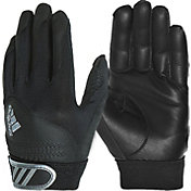 adidas Youth Triple Stripe Batting Gloves