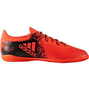 adidas Kids' X 16.3 Court Indoor Soccer Shoes